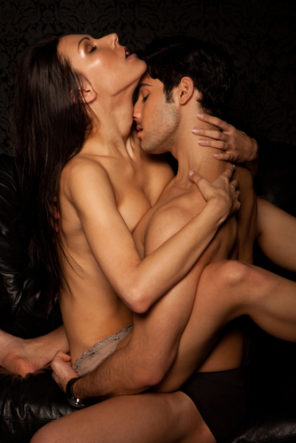 couple having sex seated position