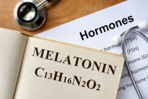 melatonin chemical symbol sleep hormone