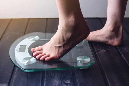 stepping on glass scale