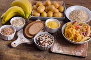 healthy carb sources and take Progentra