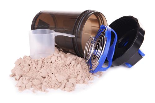 protein powder supplement in addition to Progentra