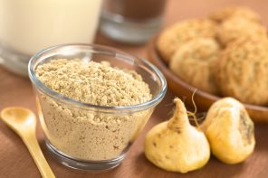 maca root and powder are natural ingredients found in Progentra