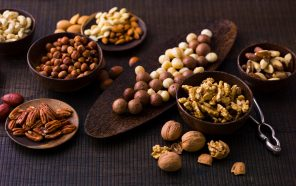 phytic acid can be found in different types of nuts
