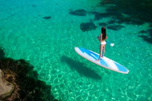 Advantages of Standup Paddleboarding