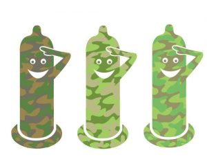 THE HISTORY OF CONDOMS