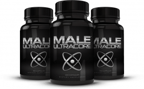 3 Bottles of Male UltraCore Enhancement Pills