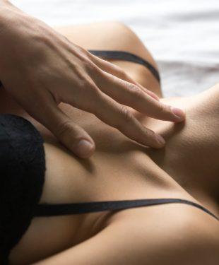 sensual touches