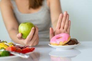 avoiding junk food