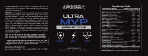 The Complete Rundown on UltraCore Supplements Ultra MVP: Multivitamin Supplement Review